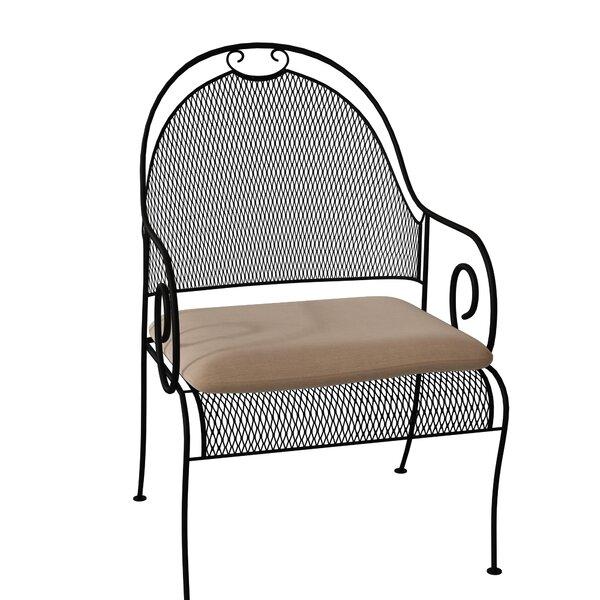 Cantebury Barrel Patio Dining Chair by Woodard