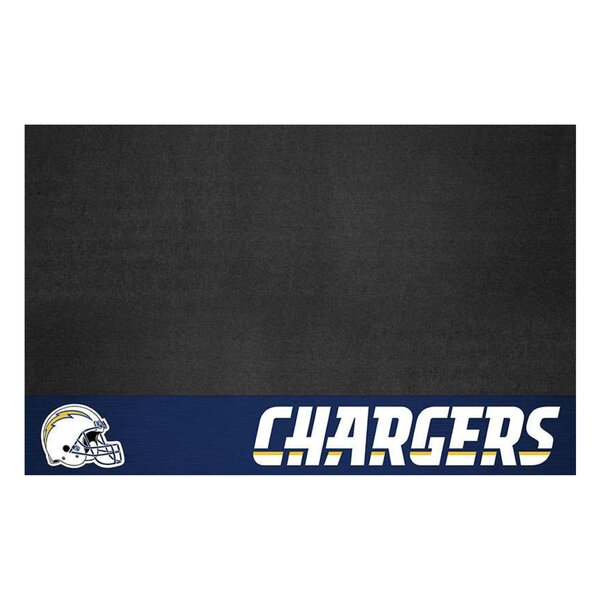 NFL - San Diego Chargers Grill Mat by FANMATS