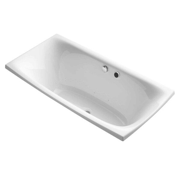 Escale 72 x 36 Air Bathtub by Kohler