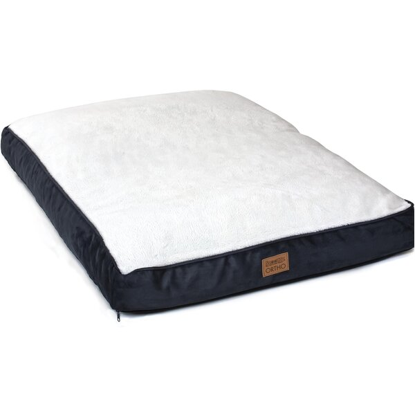 Foam Pillow Support Dog Mat by Precision Pet Products