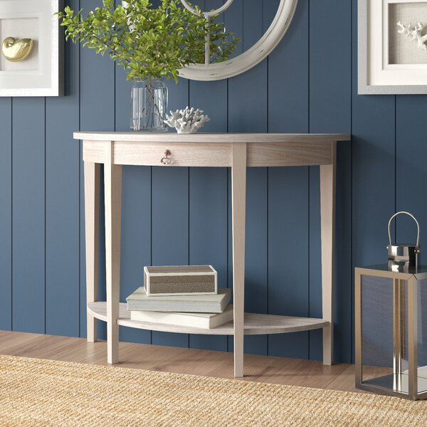 Wembley Console Table by Beachcrest Home Beachcrest Home