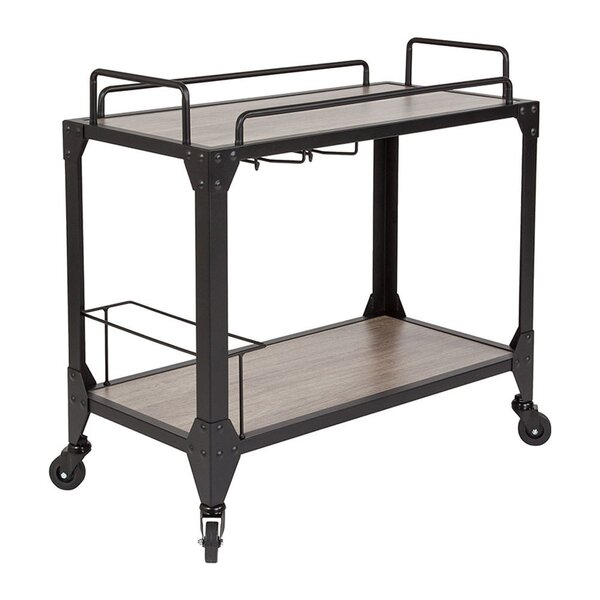 Cardiff Bar Cart by Williston Forge