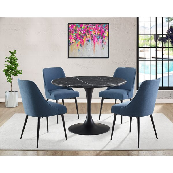Bridewell 5 Piece Dining Set by Wrought Studio Wrought Studio