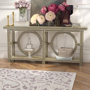 Tristram Console Table by House of Hampton