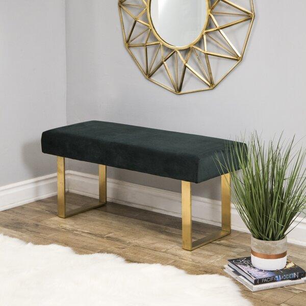 Roxy Upholstered Bench by Mercer41