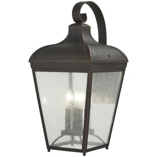 Best Reviews Duong 4-Light Outdoor Wall Lantern By Charlton Home
