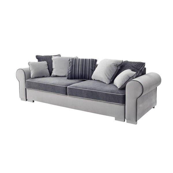 Sherri Queen Pillow Back Convertible Sofa by Red Barrel Studio Red Barrel Studio