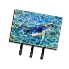 Humpback Whale Leash or Key Holder by Caroline's Treasures
