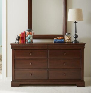 Teaberry Lane 6 Drawer Double Dresser by Stone & Leigh™ Stanley Furniture