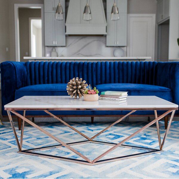 Midkiff Modern Coffee Table by Brayden Studio