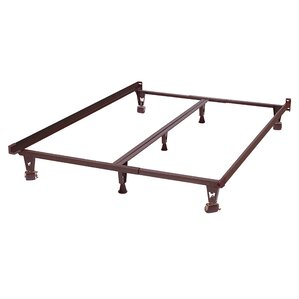 Rex Bed Frame on Wheels by Red Barrel ..
