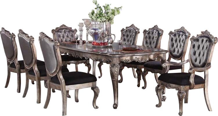 Victoria II 9 Piece Dining Set