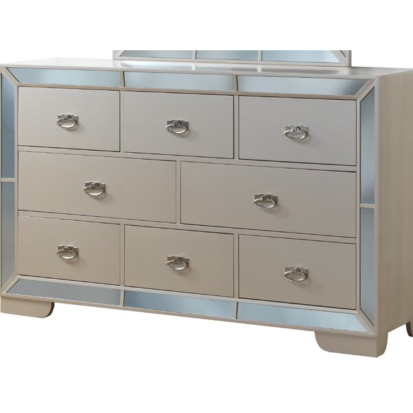 Jemma 8 Drawer Dresser by Everly Quinn