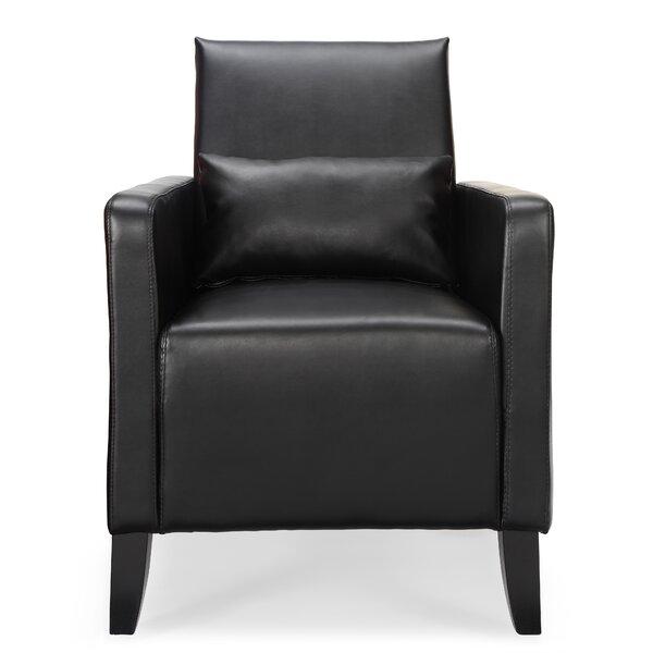 Chumley Armchair by Ebern Designs