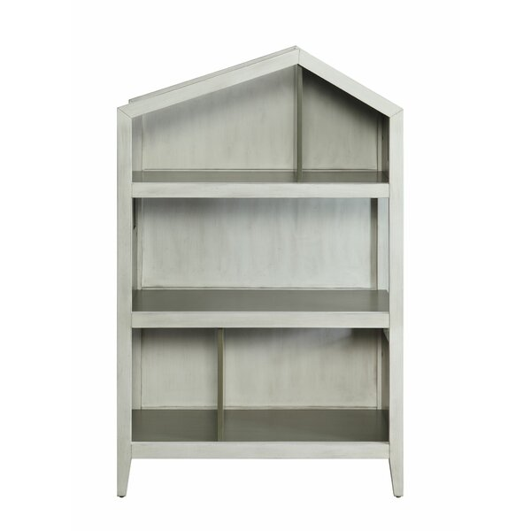 Burchard Dollhouse 50 inch Bookcase by Zoomie Kids