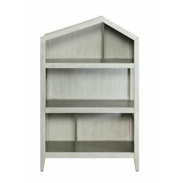 Burchard Dollhouse 50 inch Bookcase by Zoomie Kids