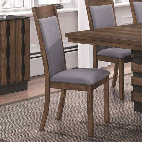 Fostoria Upholstered Dining Chair by Ivy Bronx