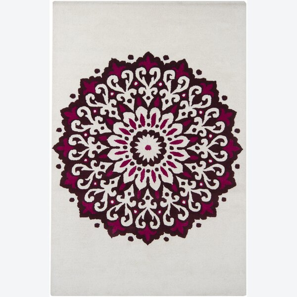 Gupta Abstract Area Rug by Bungalow Rose