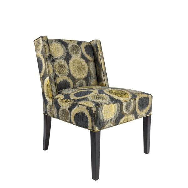 Hulings Slipper Chair by Winston Porter