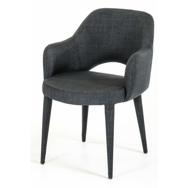 Stern Upholstered Dining Chair by Wrought Studio