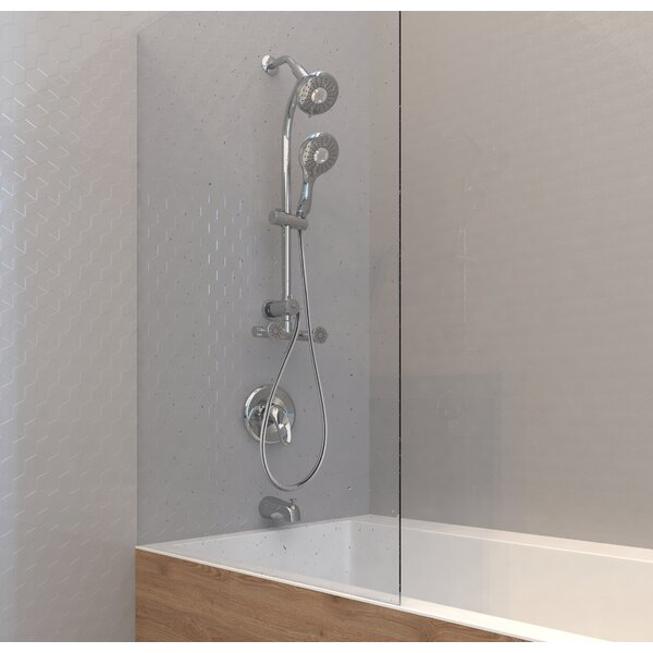 Symphony Dual Function Complete Shower System By Keeney Manufacturing Company