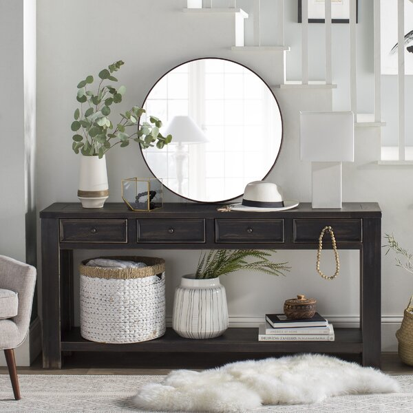 Calvin 64-inch Console Table By Beachcrest Home