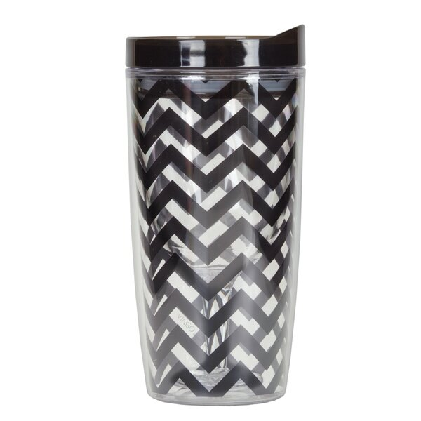 Culberson Double-Walled 10 oz. Tumbler by Ebern Designs
