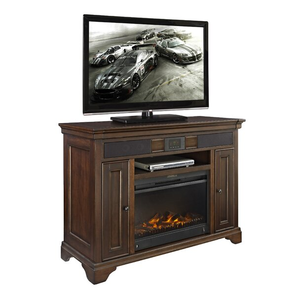 Belcourt 48 TV Stand with Fireplace by Fairfax Home Collections