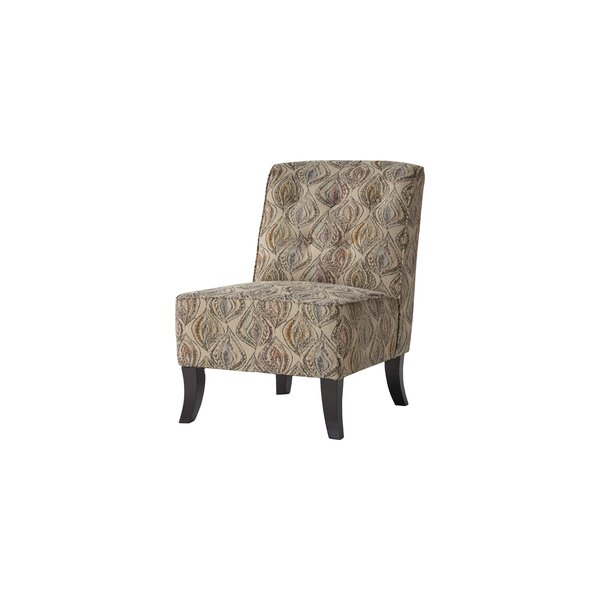 Amalia Slipper Chair by Latitude Run