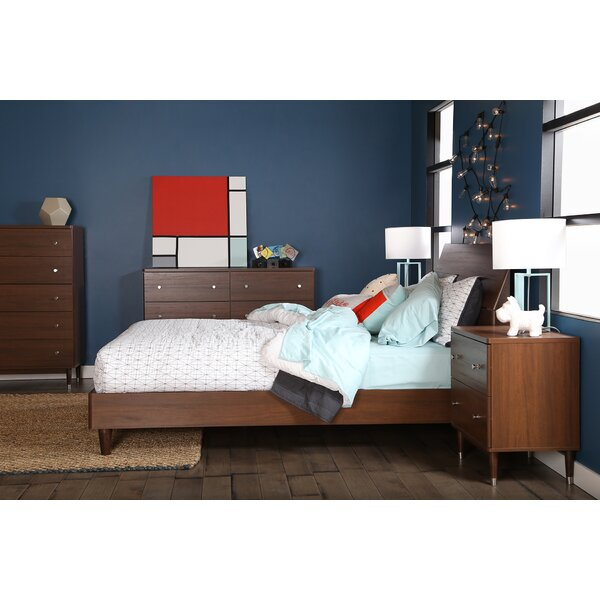 Olly Queen Platform Configurable Bedroom Set by South Shore