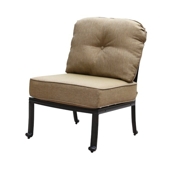 Lebanon Deep Seating Chair with Cushions by Three Posts