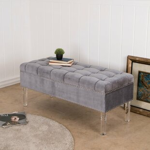 Brynlee Upholstered Storage Bench