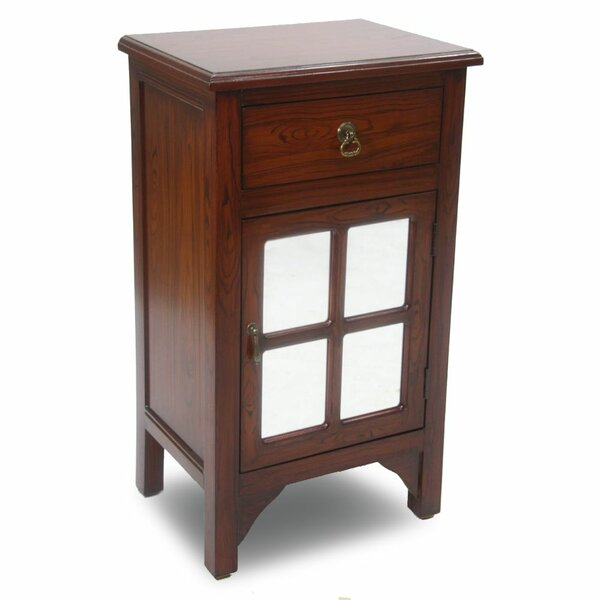 Todd 1 Door Accent Cabinet By August Grove