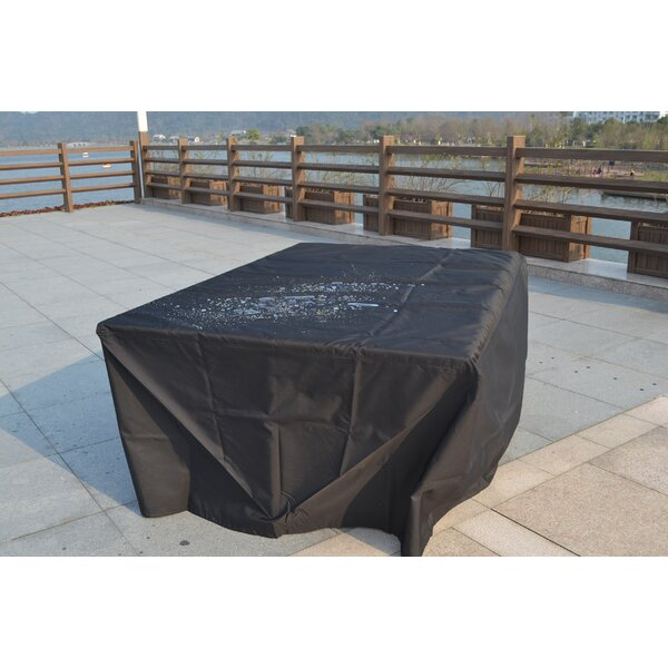 Rectangular Patio Dining Set Covers by The Holiday Aisle