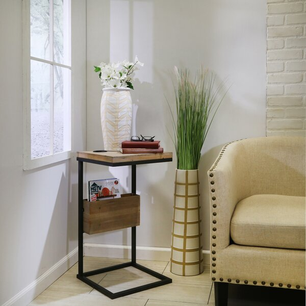Ingram C End Table by Williston Forge
