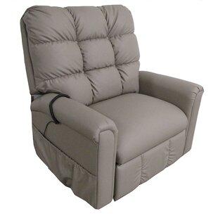 American Series Petite Power Lift Assist Recliner Comfort Chair Company