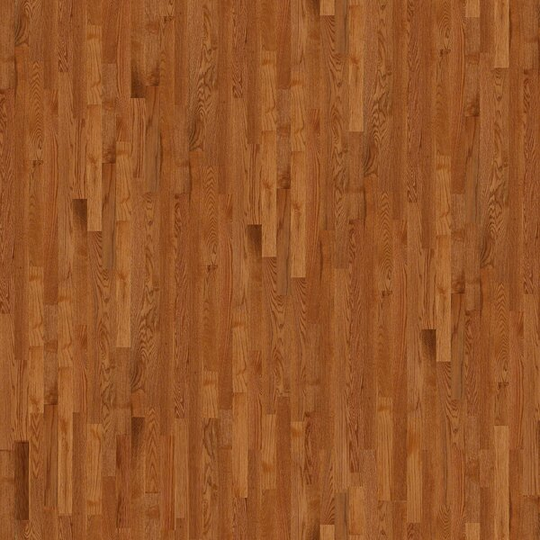 Sawgrass 2-1/4 Solid Red Oak Hardwood Flooring in Butter Rum by Shaw Floors