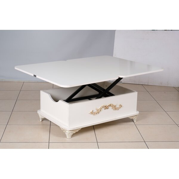 Read Reviews Masenburg Lift Top Coffee Table by House of Hampton