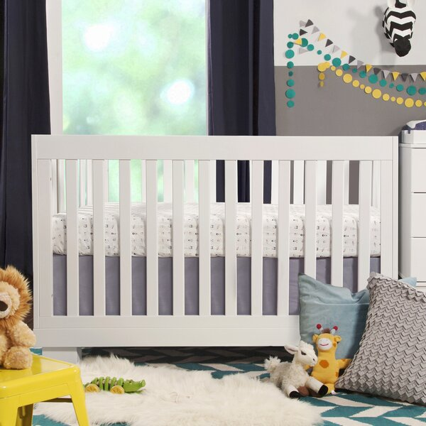 Modo 3-in-1 Convertible Crib by babyletto