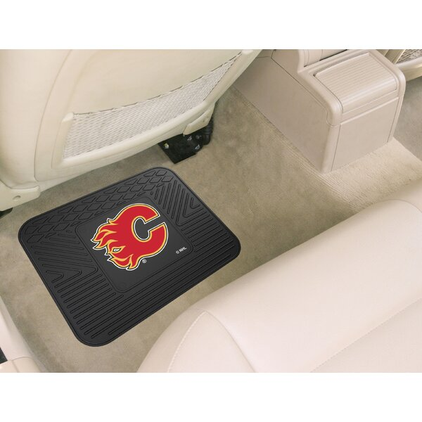 NHL Calgary Flames Kitchen Mat by FANMATS