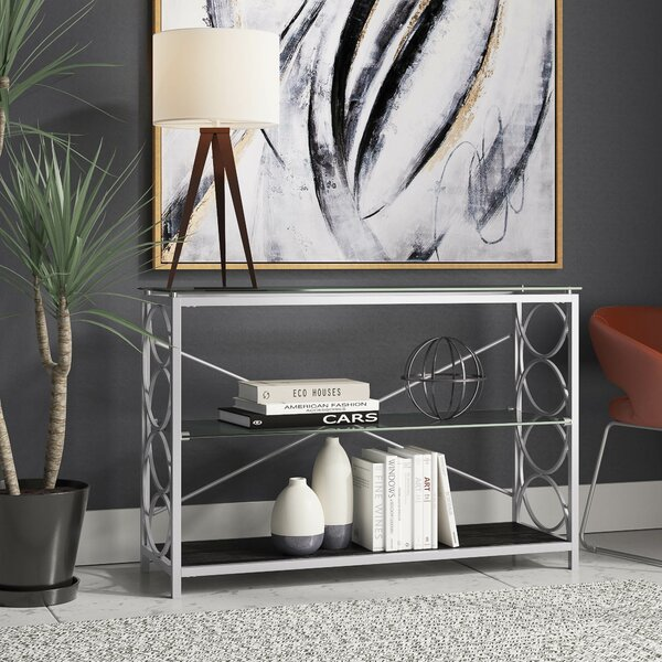 Barrell Console Table by Brayden Studio