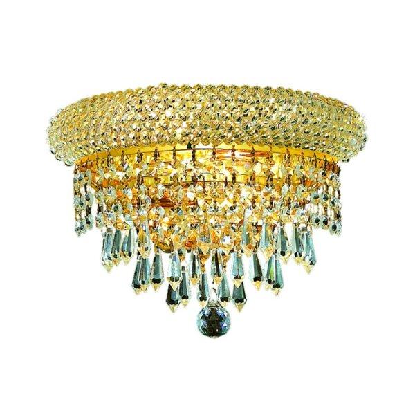 Jessenia 2-Light Chandelier by Willa Arlo Interior