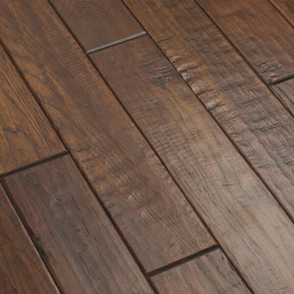 Fallon 4 Solid Hickory Hardwood Flooring in Canton by Forest Valley Flooring
