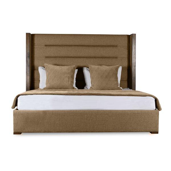 Obrien Upholstered Mid Standard Bed by Brayden Studio Brayden Studio