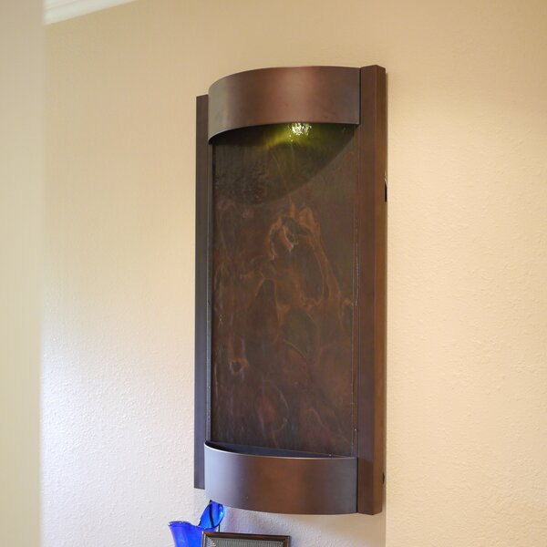 Contempo Terra Fountain with LED Light by Bluworld