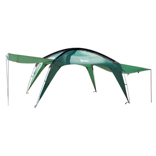Cottonwood XLT 10 Ft. W x 10 Ft. D Aluminum Pop-Up Canopy by PahaQue