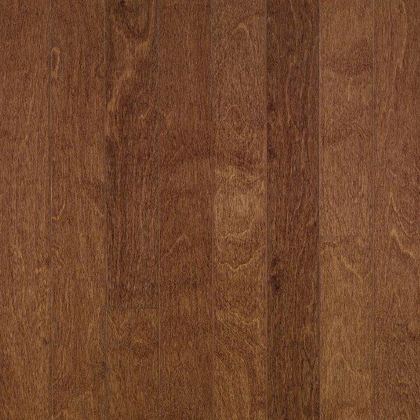 Turlington 3 Engineered Birch Hardwood Flooring in Clove by Bruce Flooring