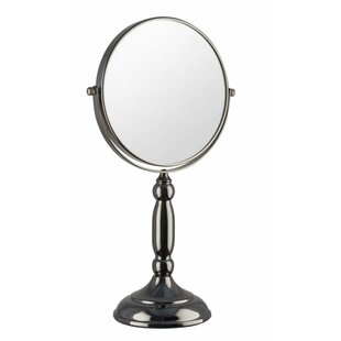 Best Price Braddock Makeup/Shaving Mirror By Charlton Home