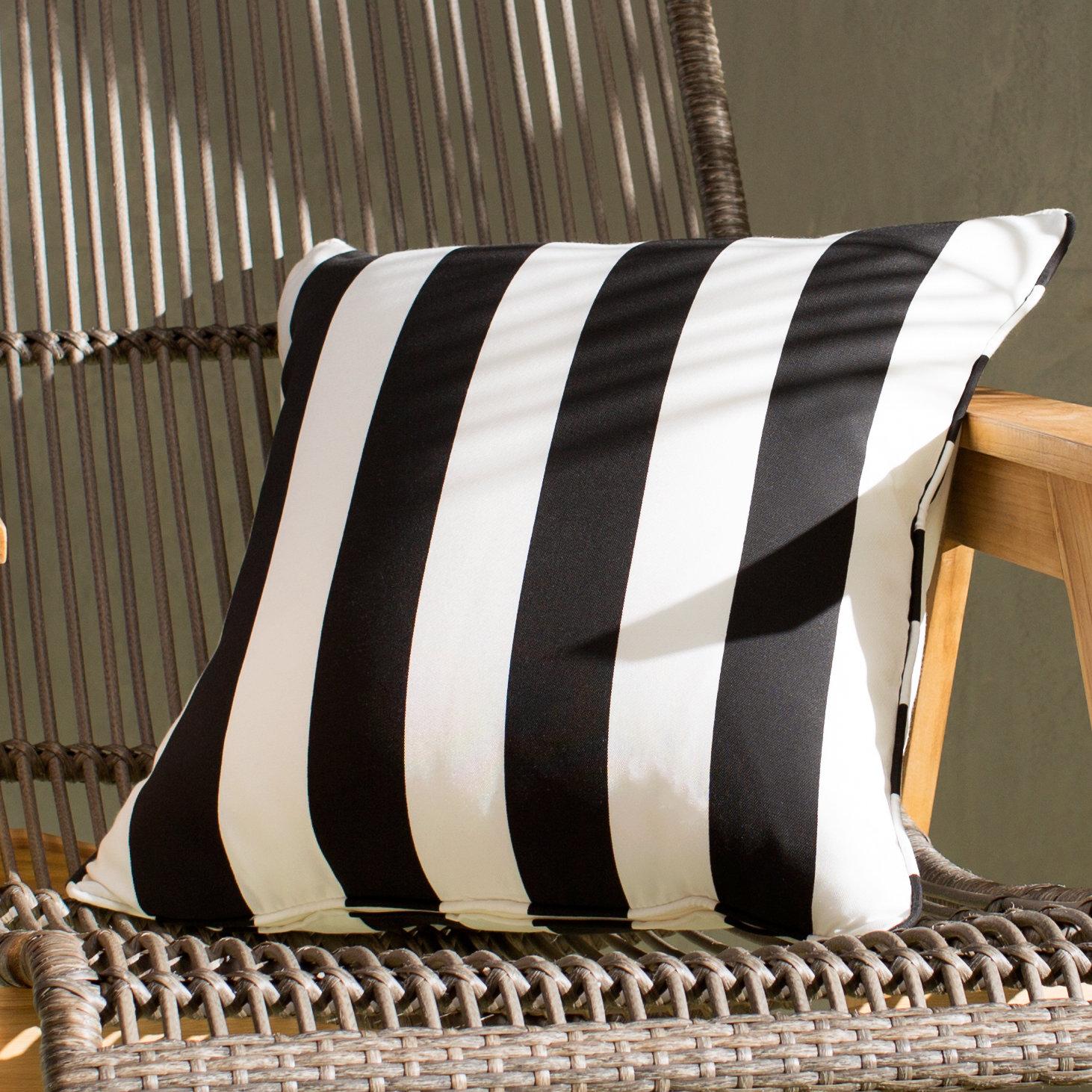 Wayfair Custom Outdoor Cushions Outdoor Throw Pillow Reviews Wayfair
