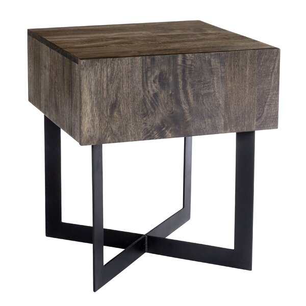 Aliza End Table by Modern Rustic Interiors